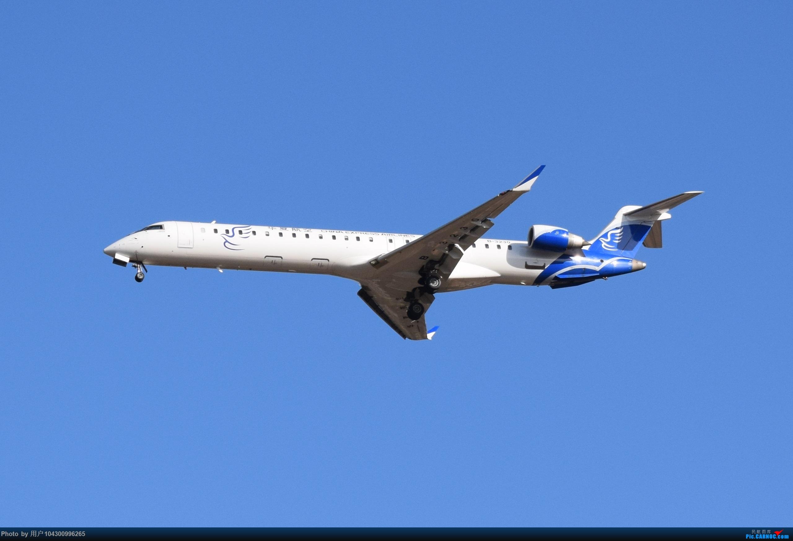 Re:[原创][KWE]贵阳今天天气不错,随便拍几张! BOMBARDIER CRJ900NG B-3230 中国贵阳龙洞堡国际机场