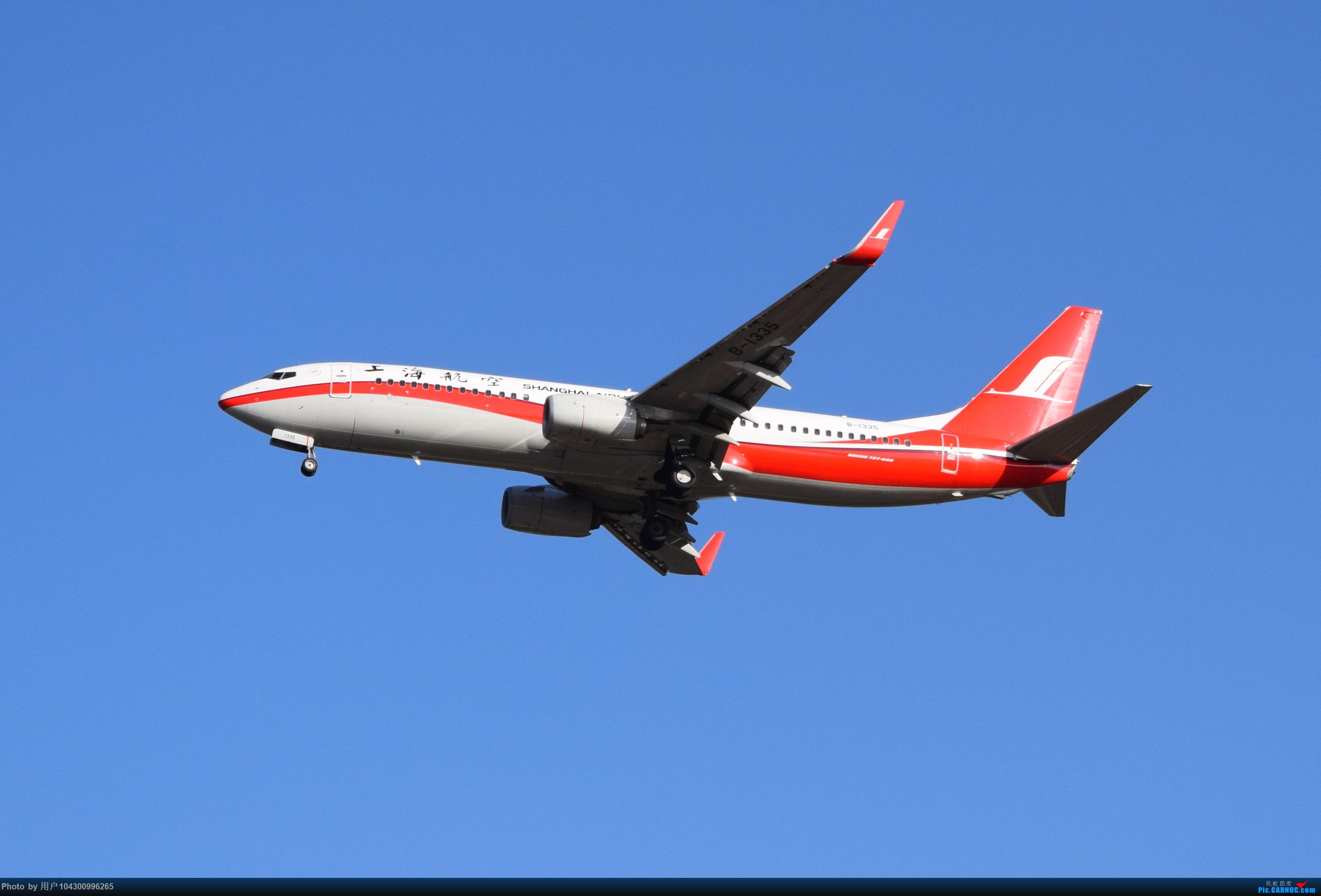 Re:[原创][KWE]贵阳今天天气不错,随便拍几张! BOEING 737-800 B-1335 中国贵阳龙洞堡国际机场