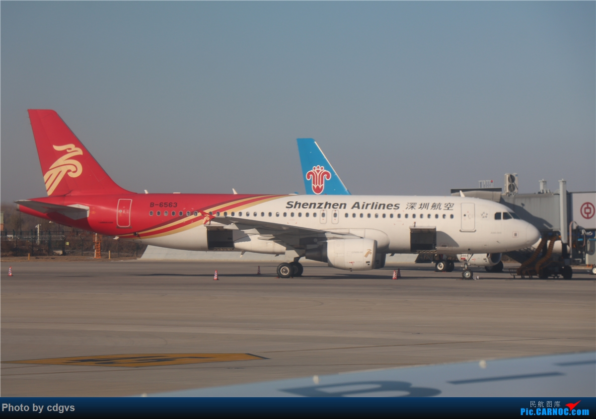 Re:[原创]周末再访冰城没有冰  九元+龙江航空初体验 NKG-HRB-NKG AIRBUS A320-200 B-6563 中国哈尔滨太平国际机场
