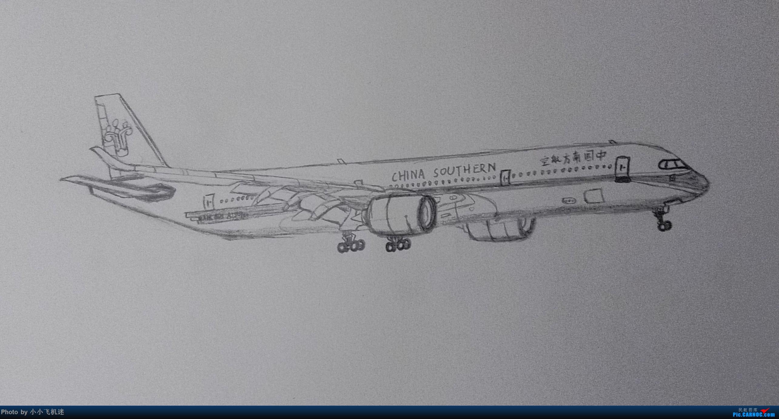 发一发我画的飞机 A350-900 .... ...