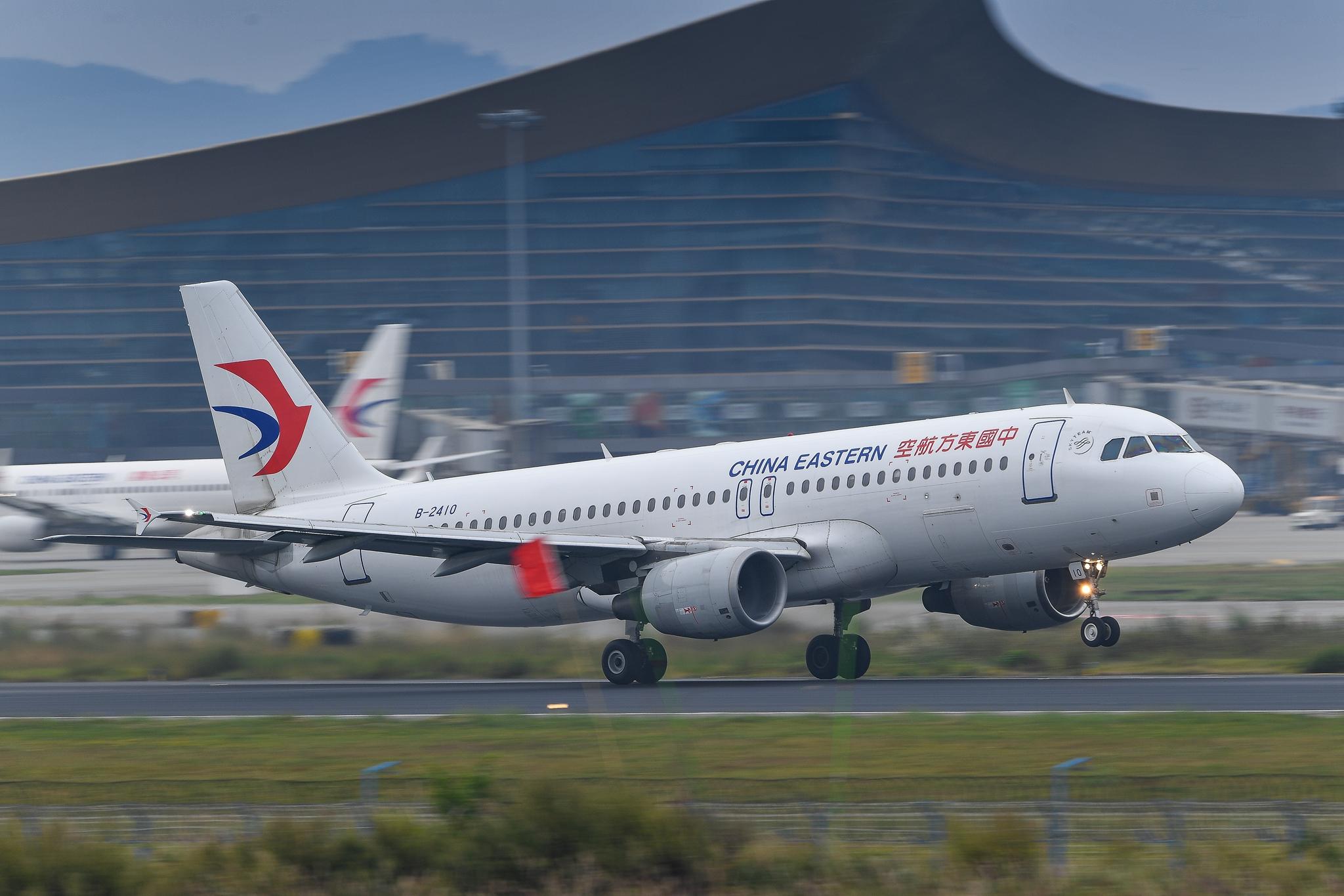 Re:[原创]【KMG】风雨潇潇 有你就好 AIRBUS A320-200 B-2410 中国昆明长水国际机场