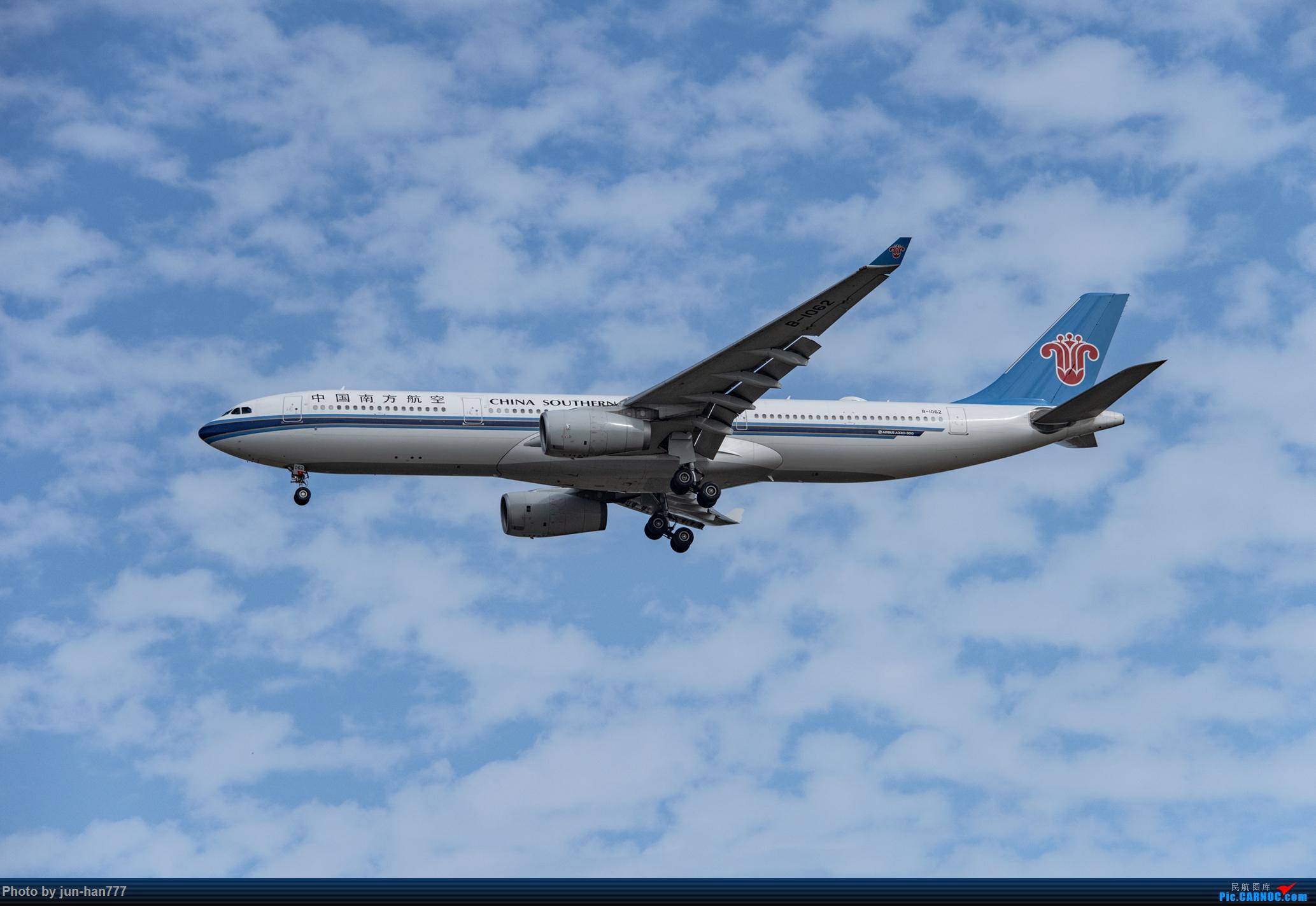 Re:[原创]A和B AIRBUS A330-300 B-1062