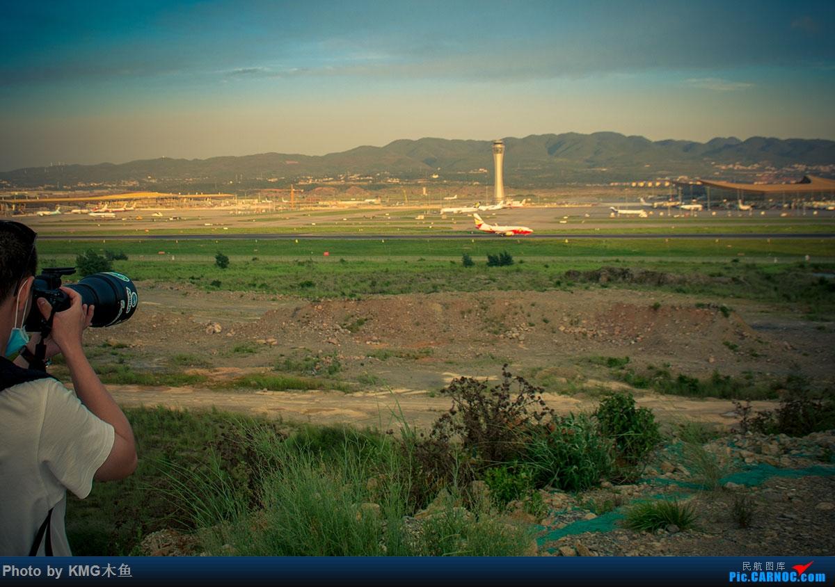 Re:Re:[原创]【KMG】又见长水(3)——晴天西跑,你们要的宽体都在这了     飞友