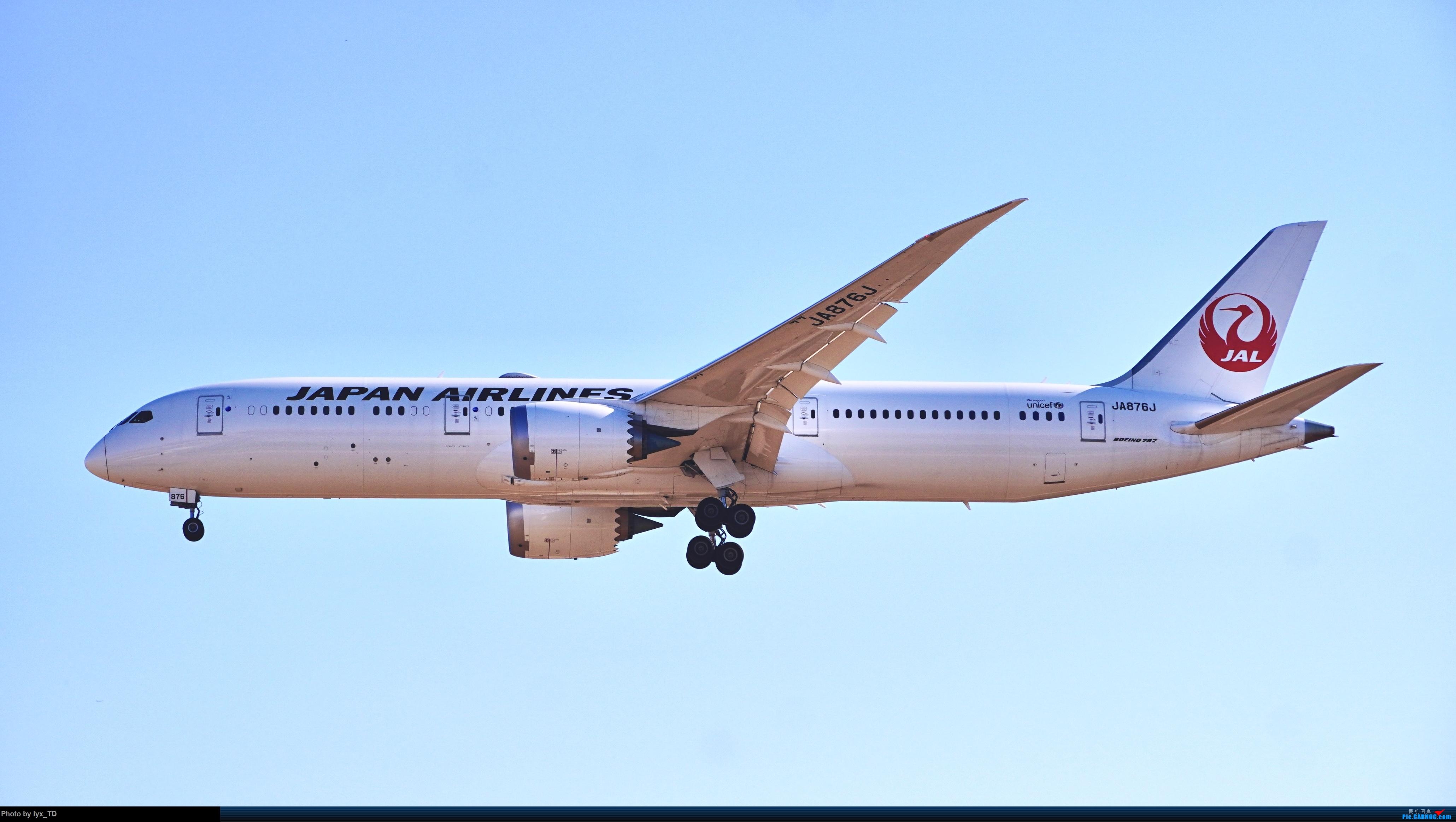 Re:20220.10.24PEK拍机,EVA77W、国航孔雀(1) BOEING787-9 JA876J 北京首都国际机场