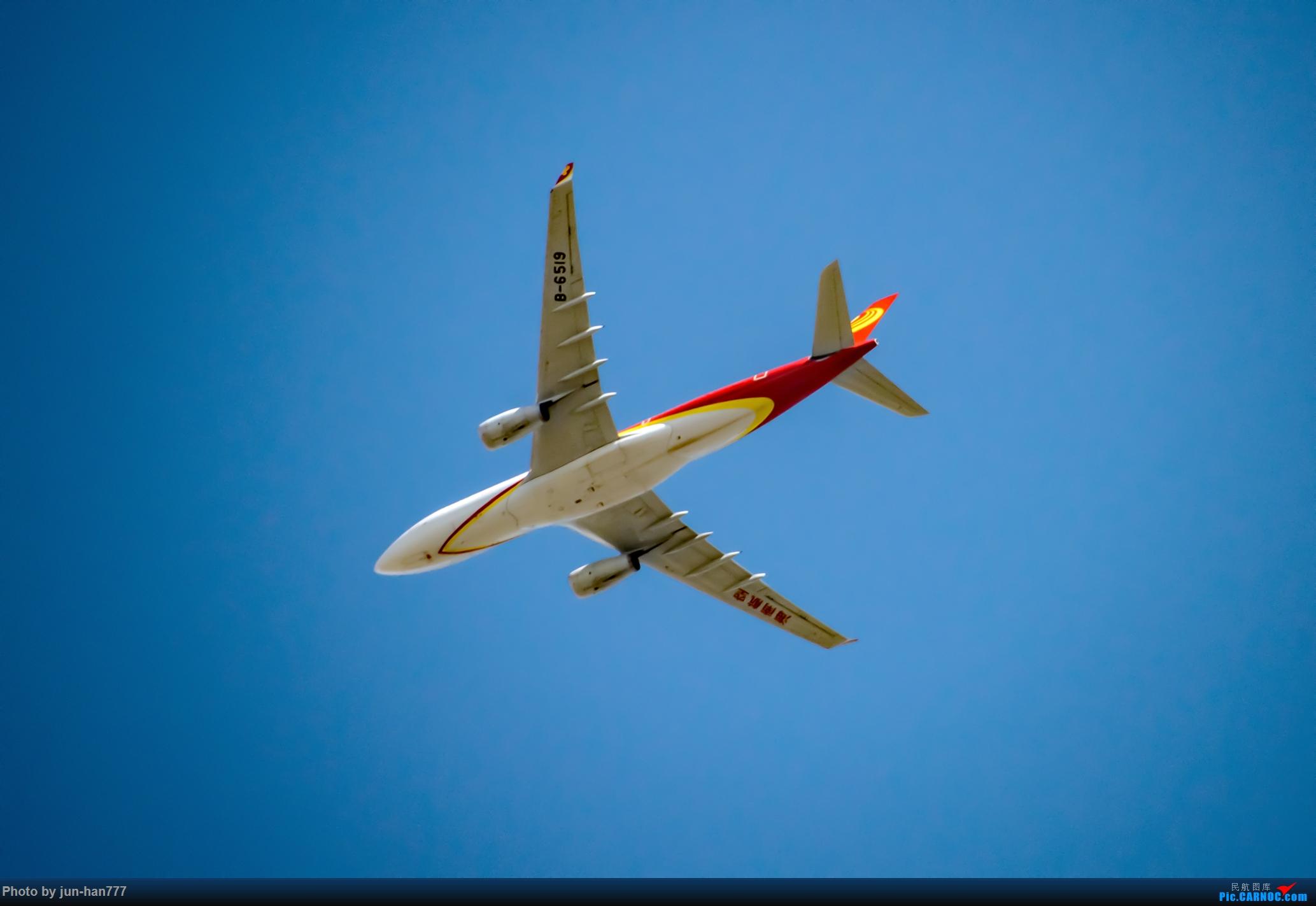 [原创]爬升 AIRBUS A330-200 B-6519