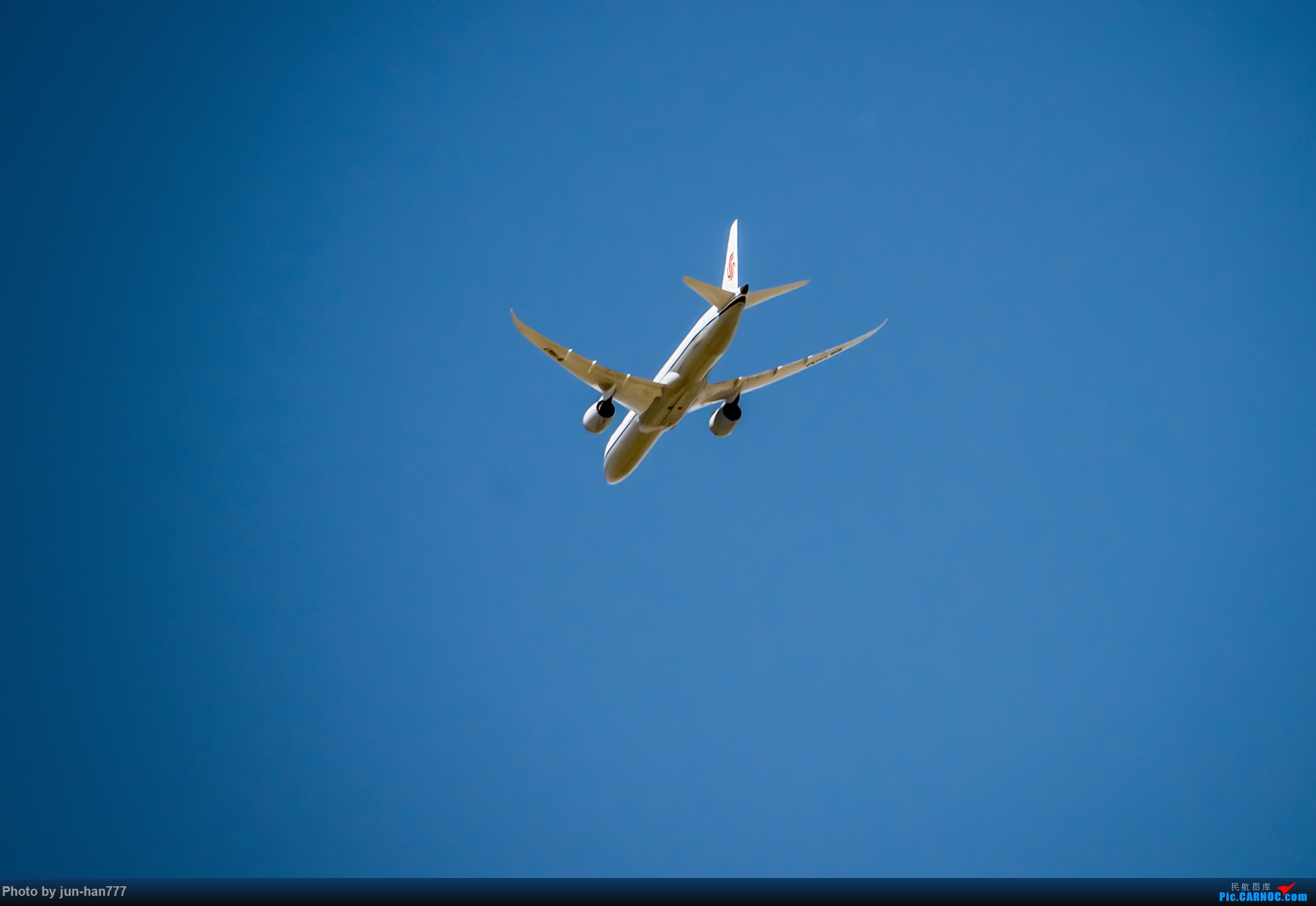 Re:[原创]爬升 BOEING 787