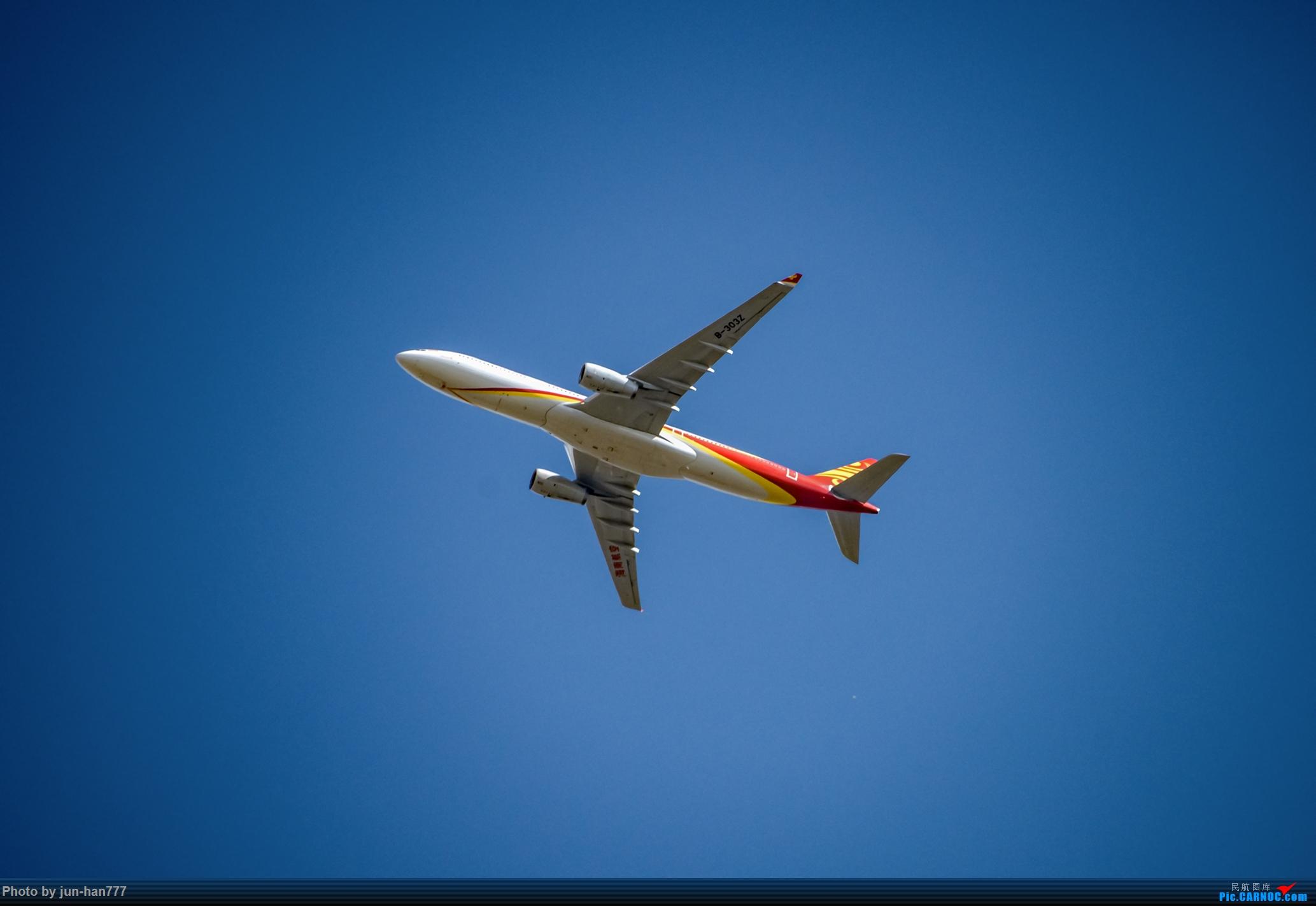 Re:[原创]爬升 AIRBUS A330-300 B-303Z