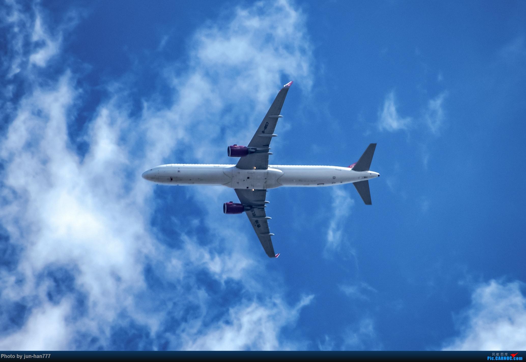 Re:[原创]爬升 AIRBUS A321-200 B-1857