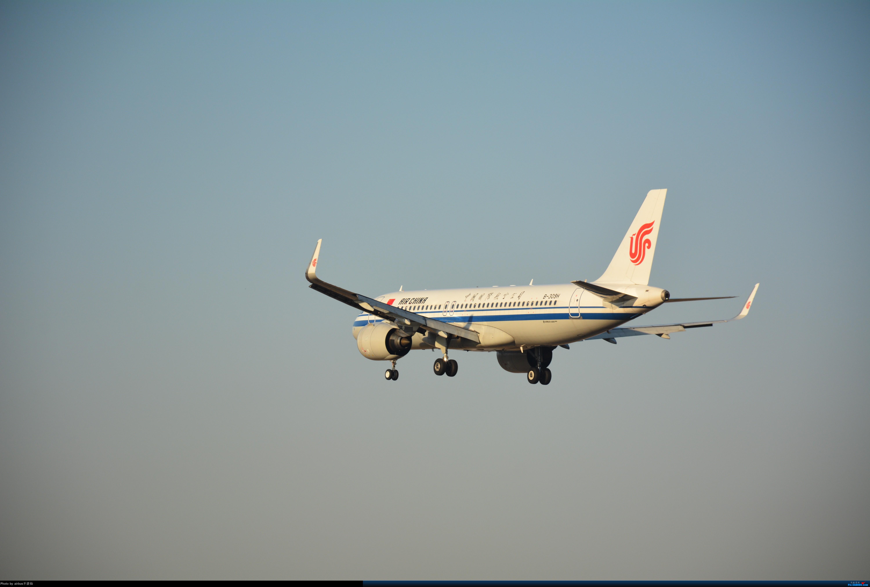 [原创]中国国际航空公司 AIRBUS A320neo AIRBUS A320 NEO 未知 西湖园