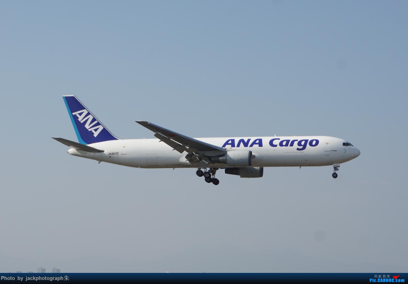 [原创]元旦拍机记 美丽的安娜763F BOEING 767-300ERF  厦门高崎国际机场