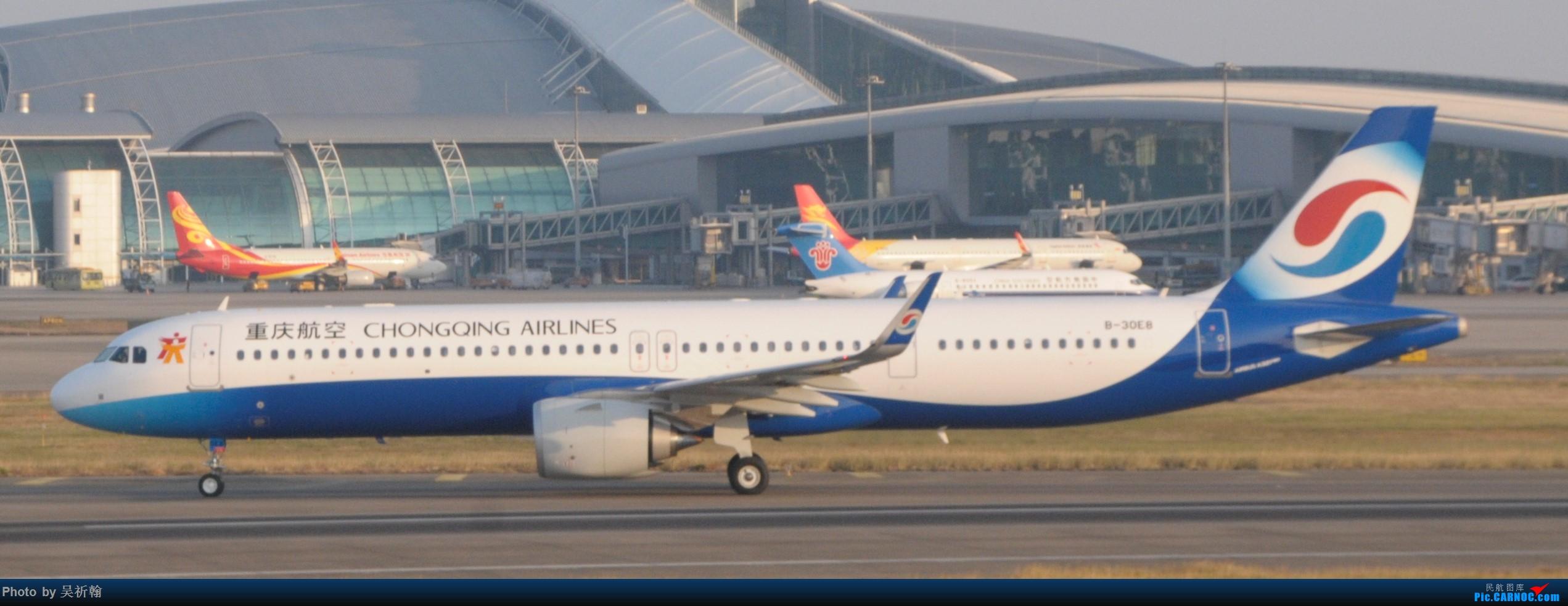 12月6号CAN首次西跑废楼拍机 AIRBUS A321NEOACF  废楼