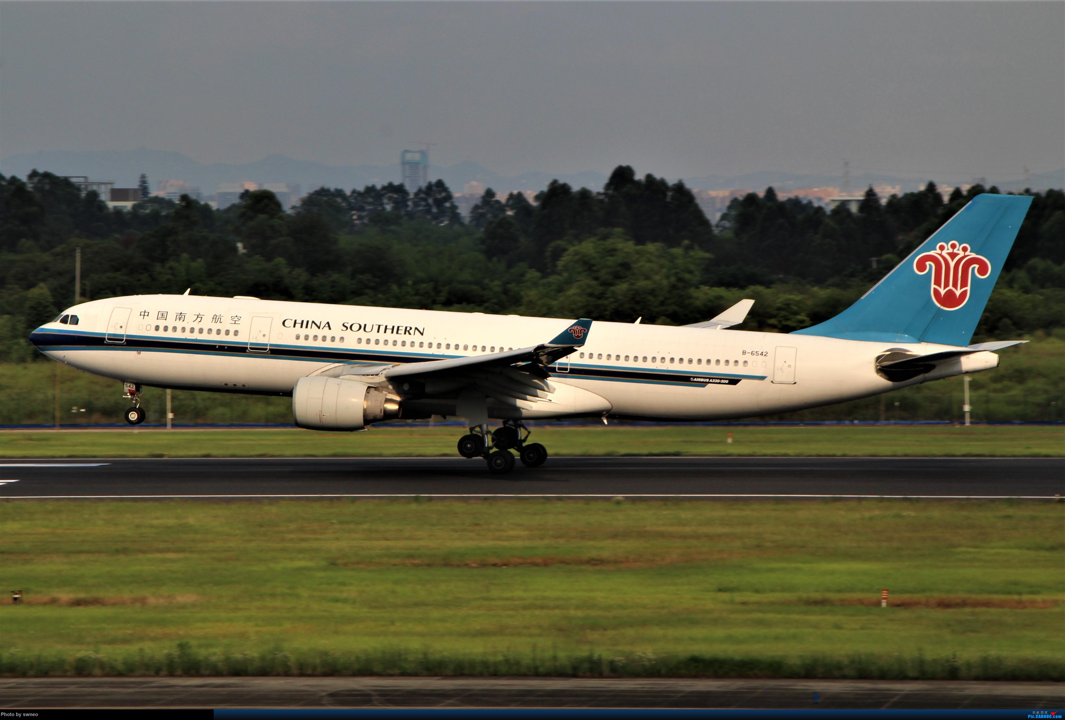 Re:可以发图了,就祝大神们2021诸事顺心,健康平安 AIRBUS A330-200 B-6542 中国成都双流国际机场