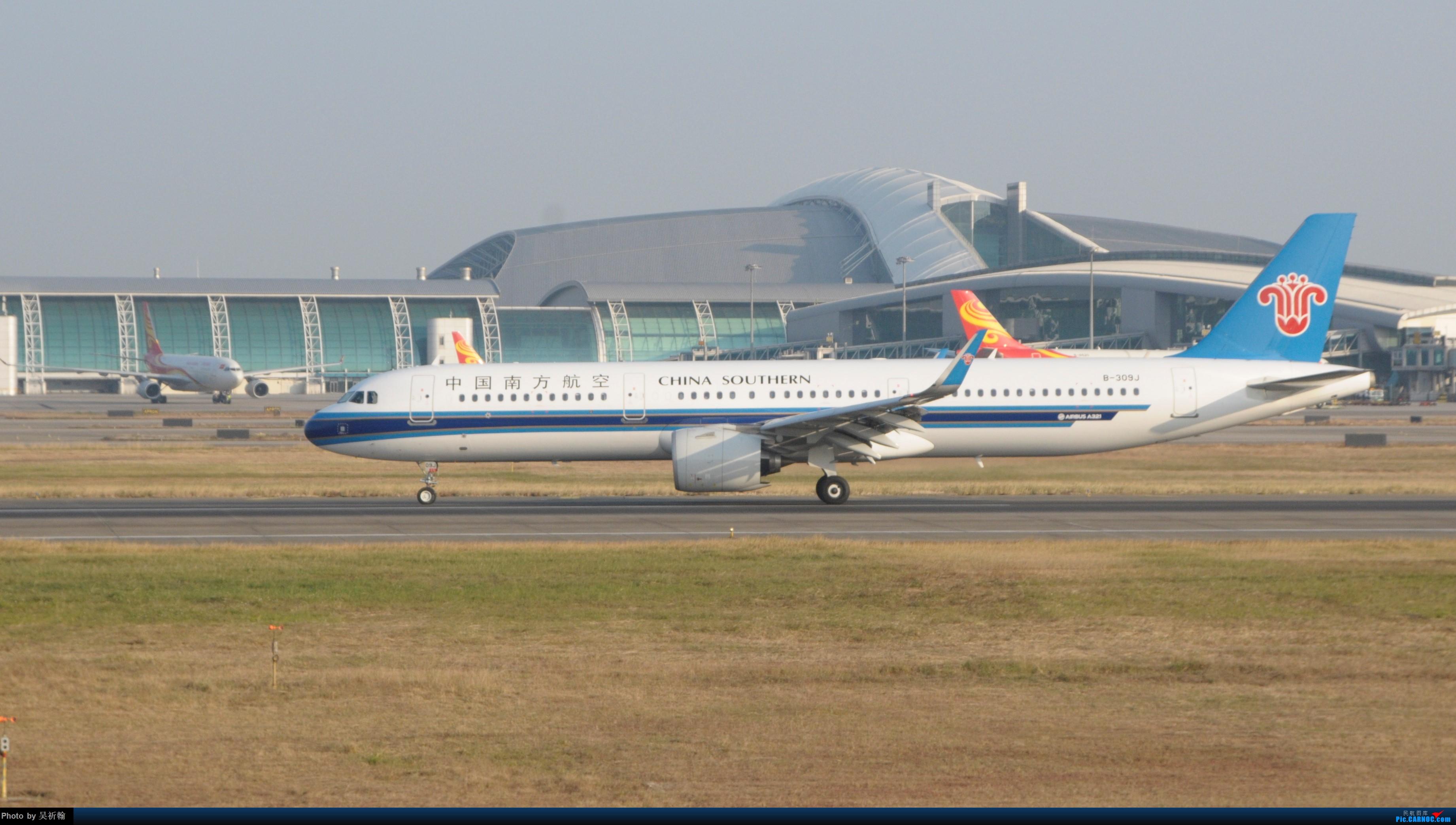Re:12月6号CAN首次西跑废楼拍机 AIRBUS A321NEO  中国广州白云国际机场