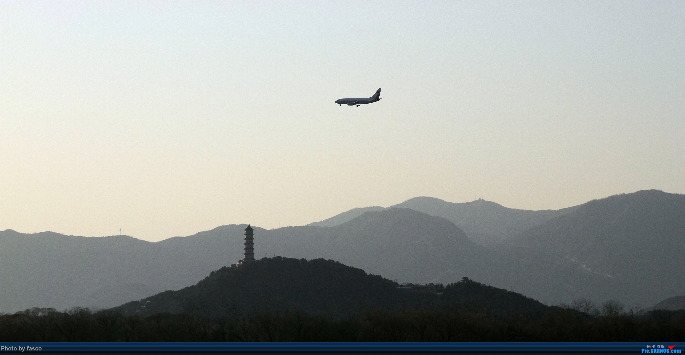 Re:我在颐和园拍飞机