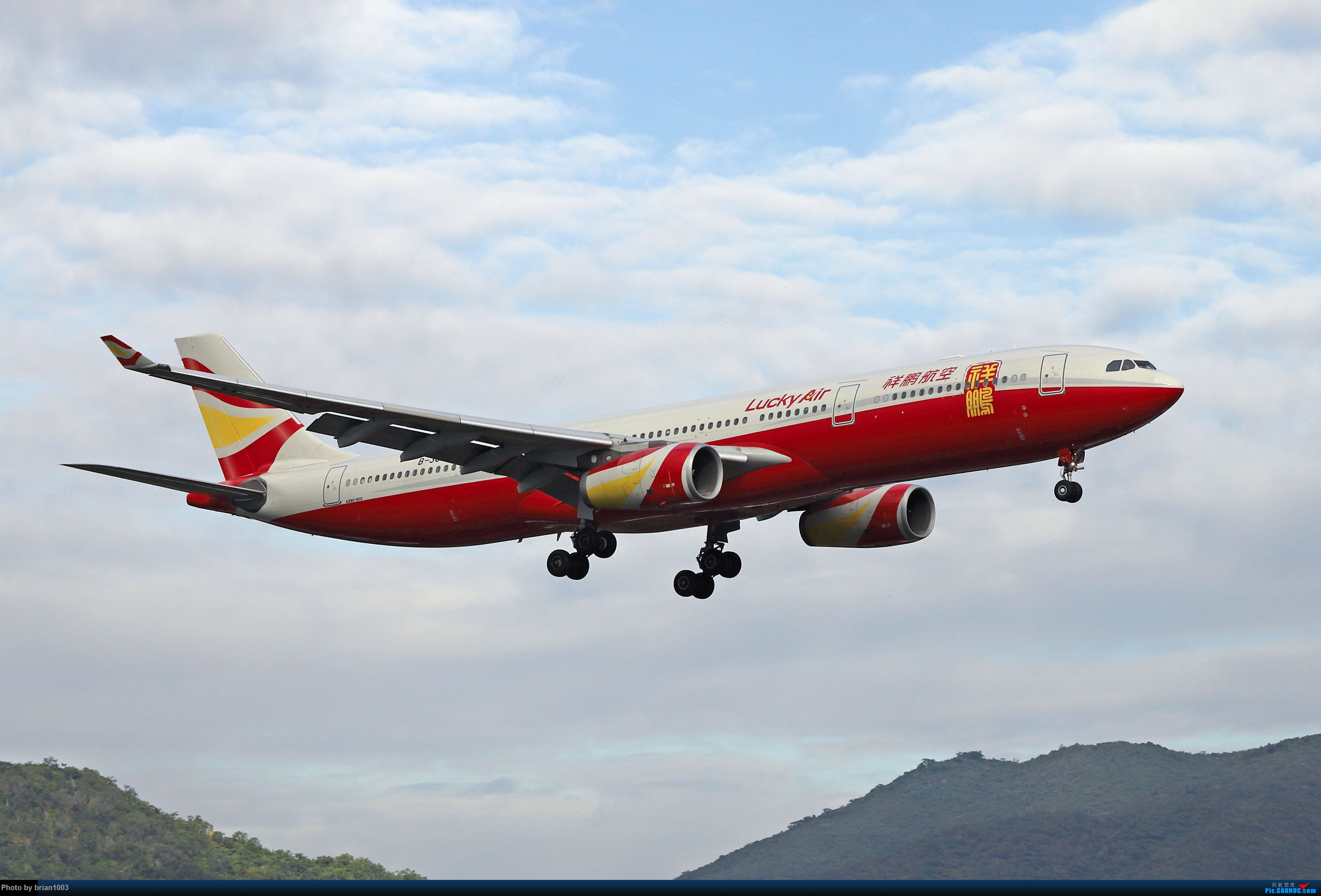 Re:[原创]CZ3347-CZ6734-HU7659,忙里偷闲的三亚拍机之行 AIRBUS A330-300 B-305W 中国三亚凤凰国际机场