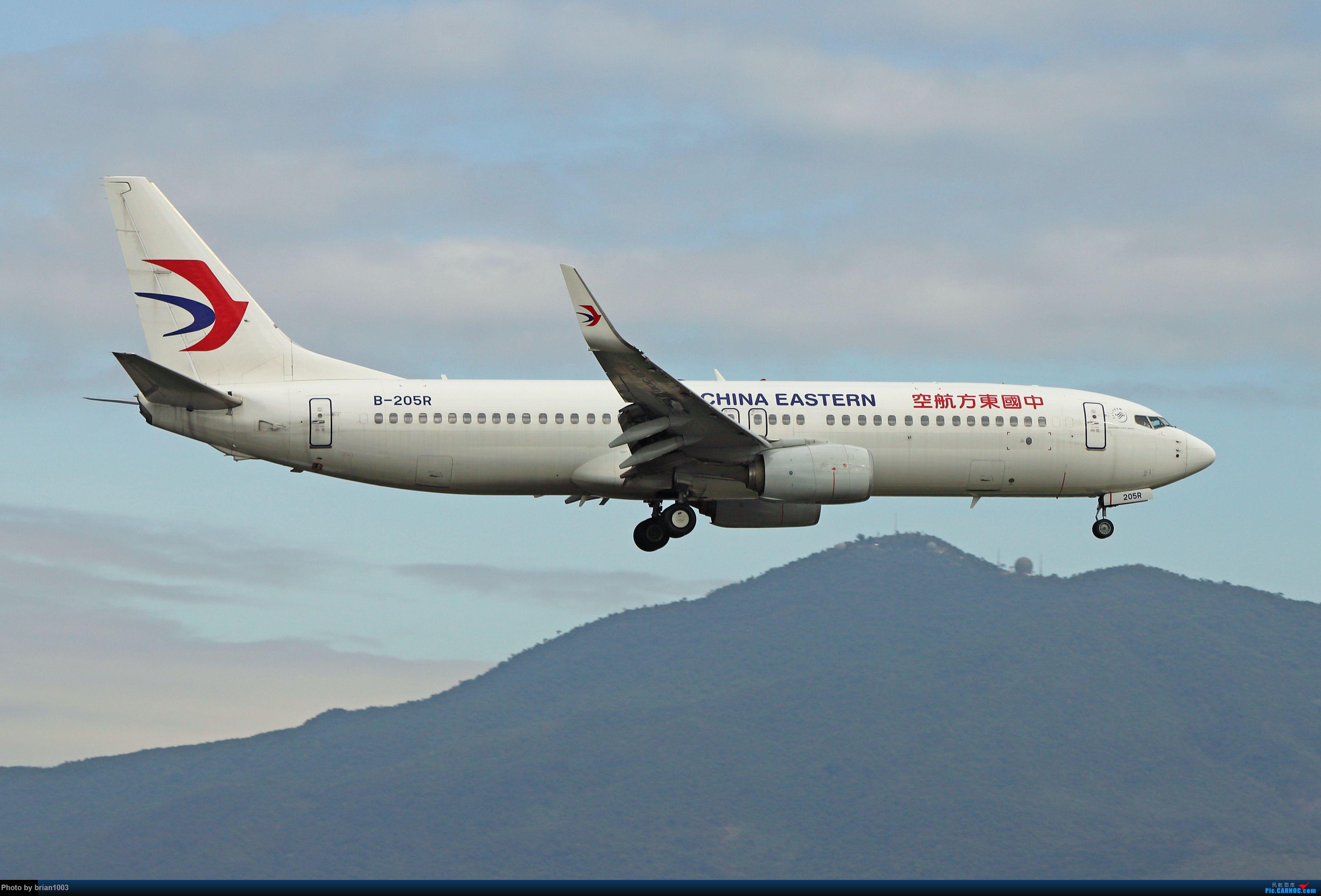 Re:[原创]CZ3347-CZ6734-HU7659,忙里偷闲的三亚拍机之行 BOEING 737-800 B-205R 中国三亚凤凰国际机场