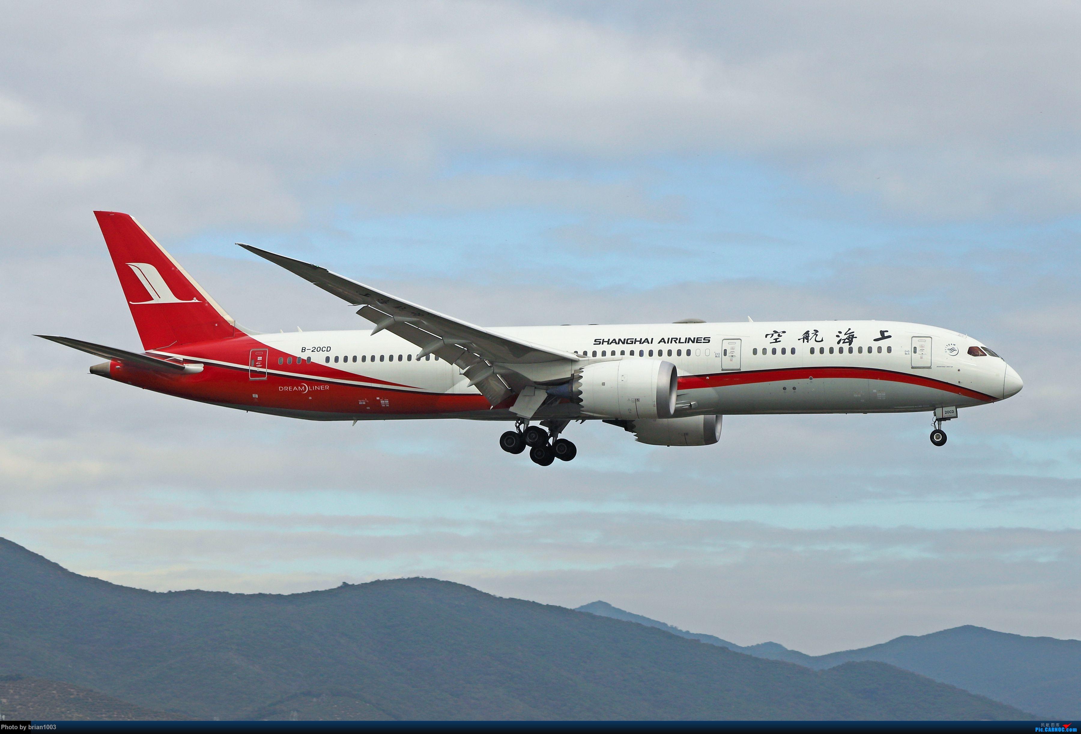 Re:[原创]CZ3347-CZ6734-HU7659,忙里偷闲的三亚拍机之行 BOEING 787-9 B-20CD 中国三亚凤凰国际机场