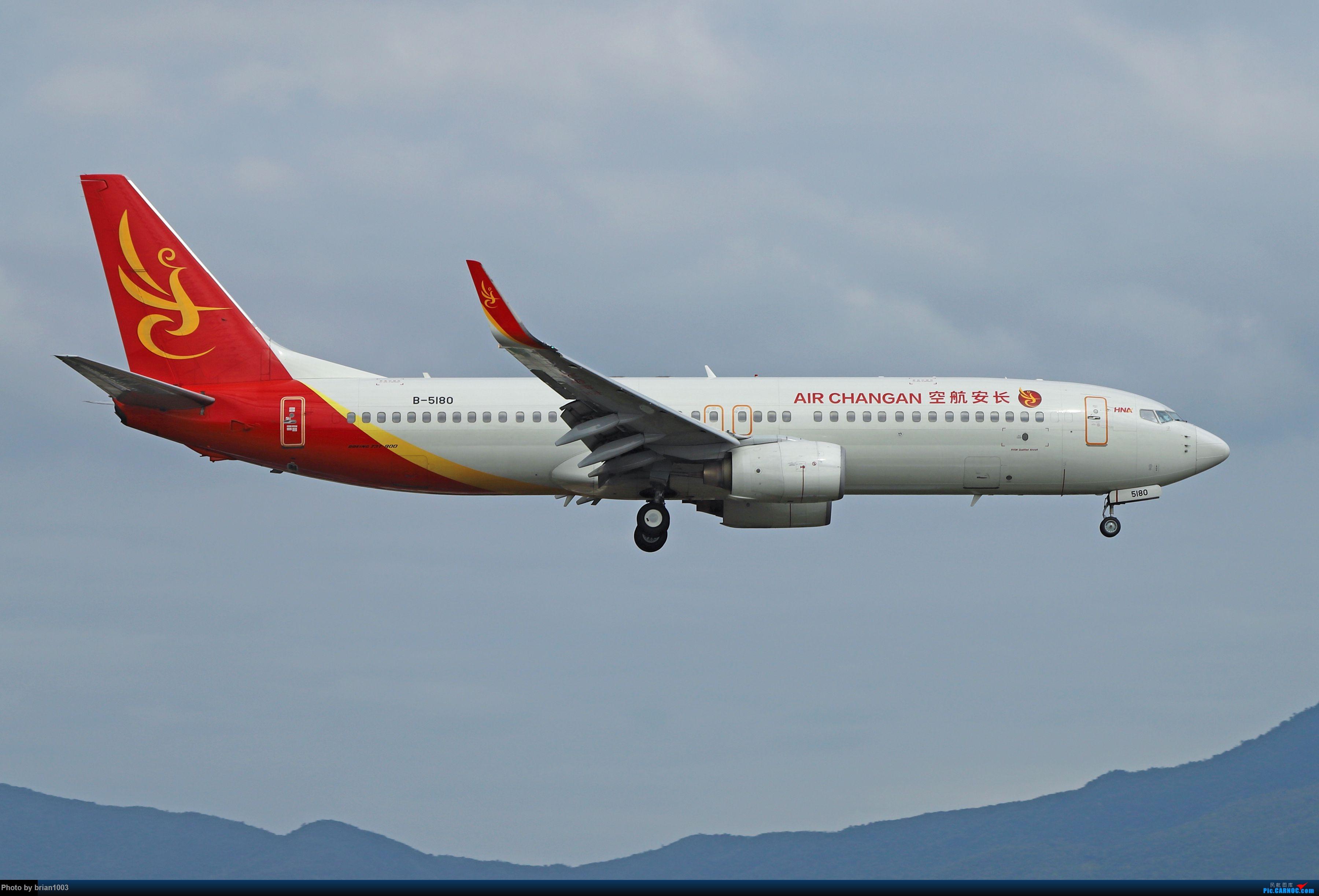 Re:[原创]CZ3347-CZ6734-HU7659,忙里偷闲的三亚拍机之行 BOEING 737-800 B-5180 中国三亚凤凰国际机场
