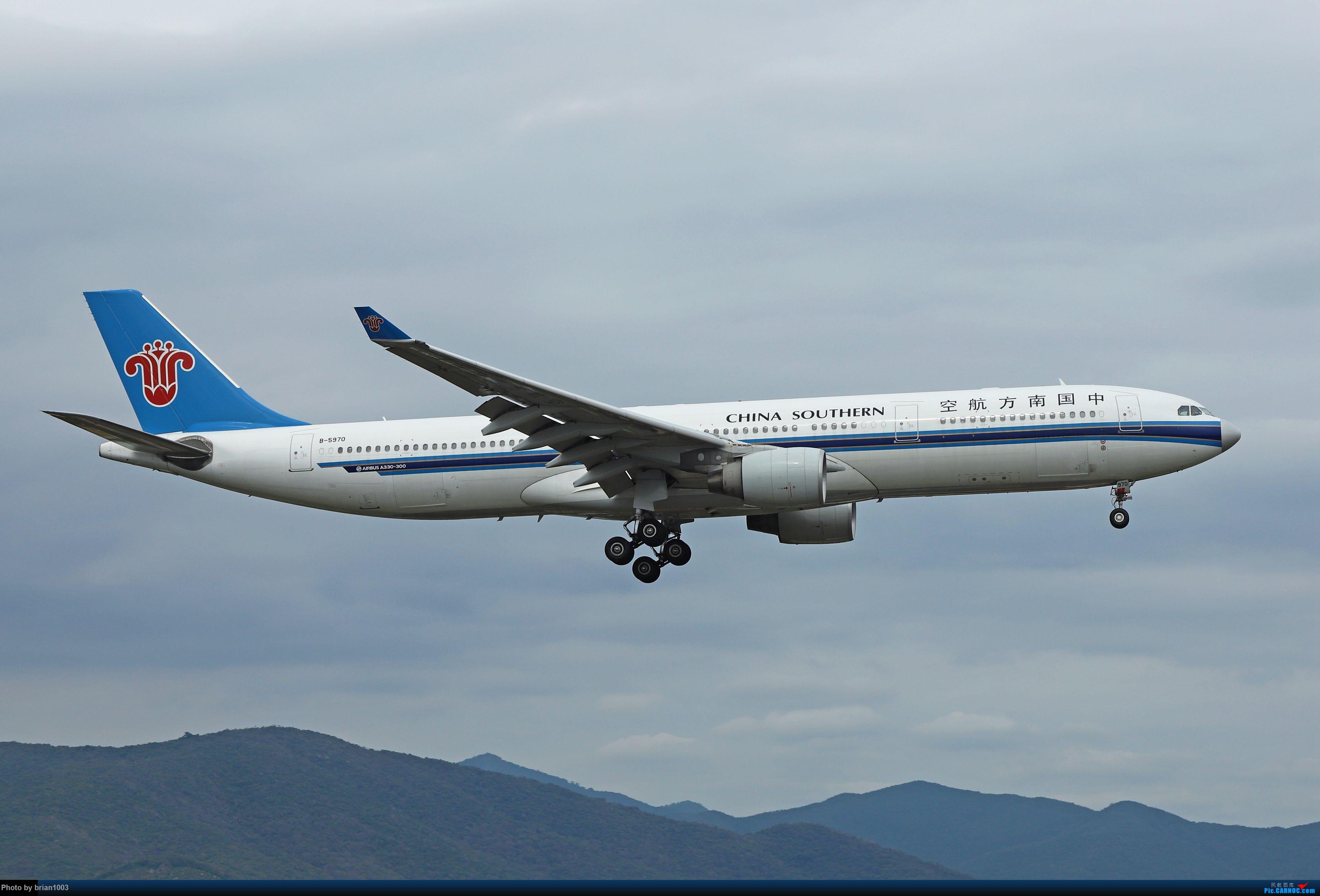 Re:[原创]CZ3347-CZ6734-HU7659,忙里偷闲的三亚拍机之行 AIRBUS A330-300 B-5970 中国三亚凤凰国际机场