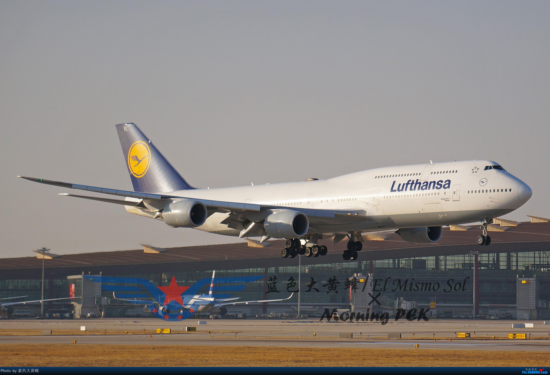 Re:[原创]2020年总结 BOEING 747-8I D-ABYL 中国北京首都国际机场
