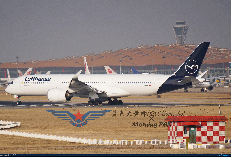 Re:[原创]2020年总结 AIRBUS A350-900 D-AIXL 中国北京首都国际机场