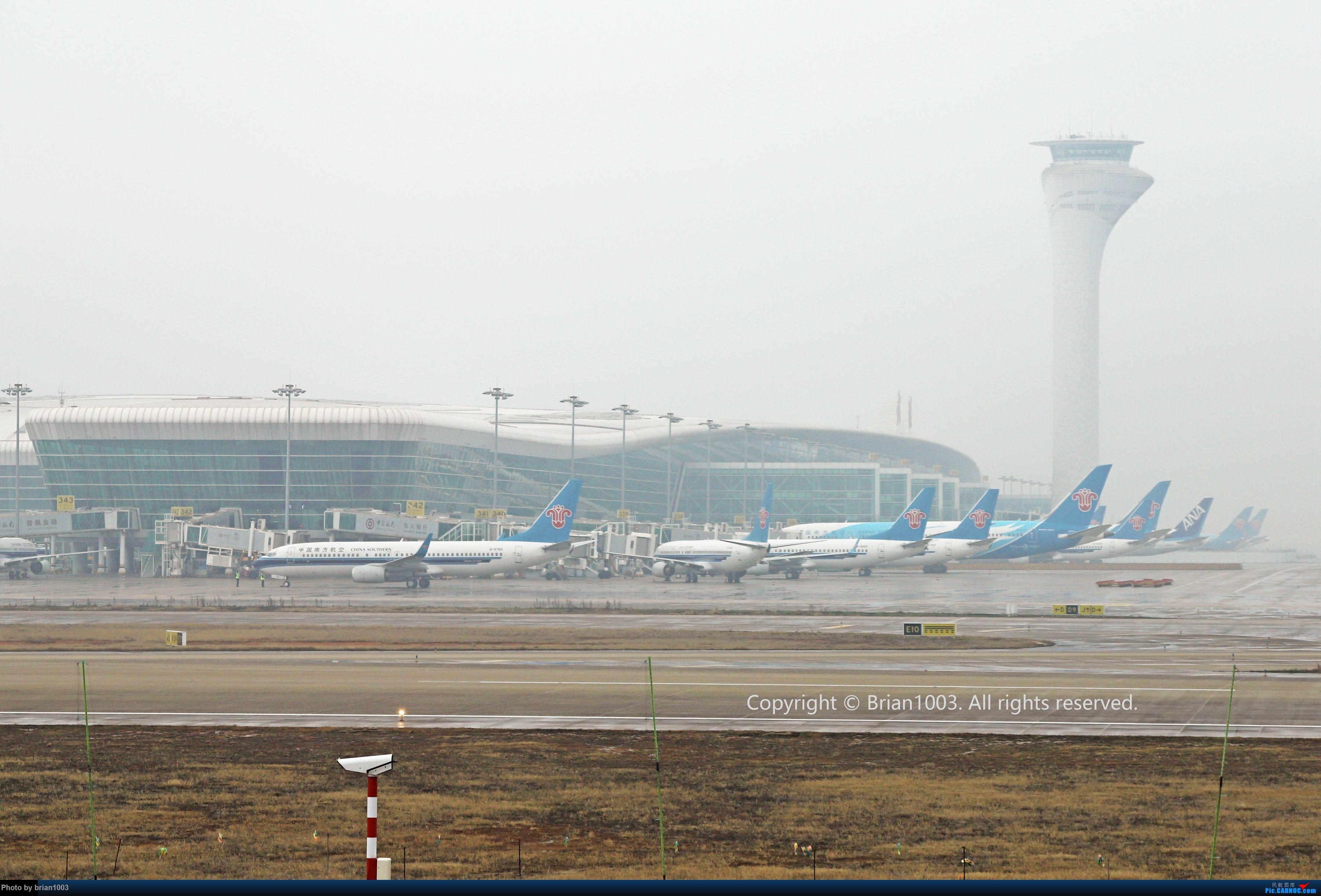 Re:[原创]WUH天河机场2021年拍机之二月    中国武汉天河国际机场