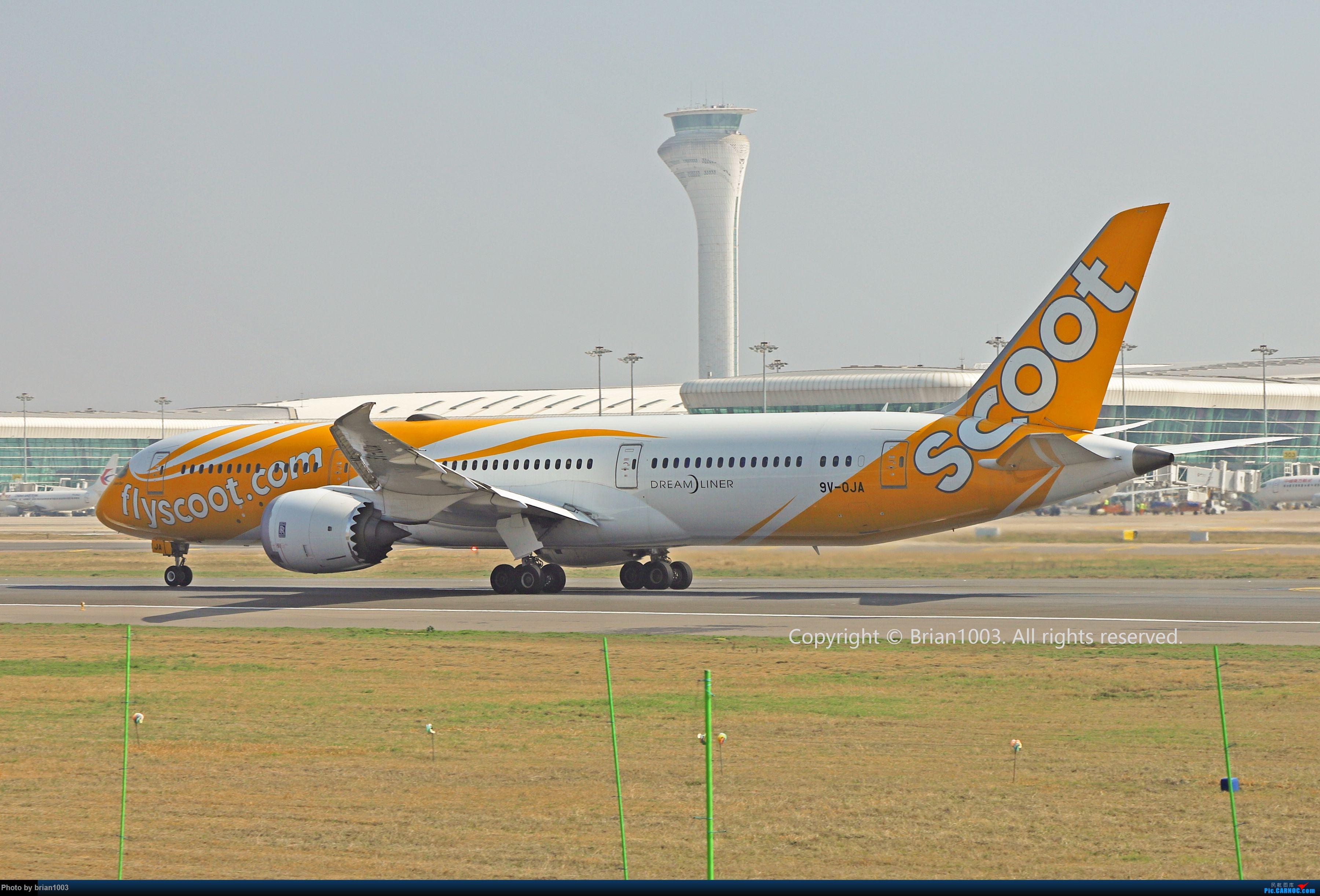 Re:[原创]WUH天河机场2021年拍机之二月 BOEING 787-9 9V-OJA 中国武汉天河国际机场