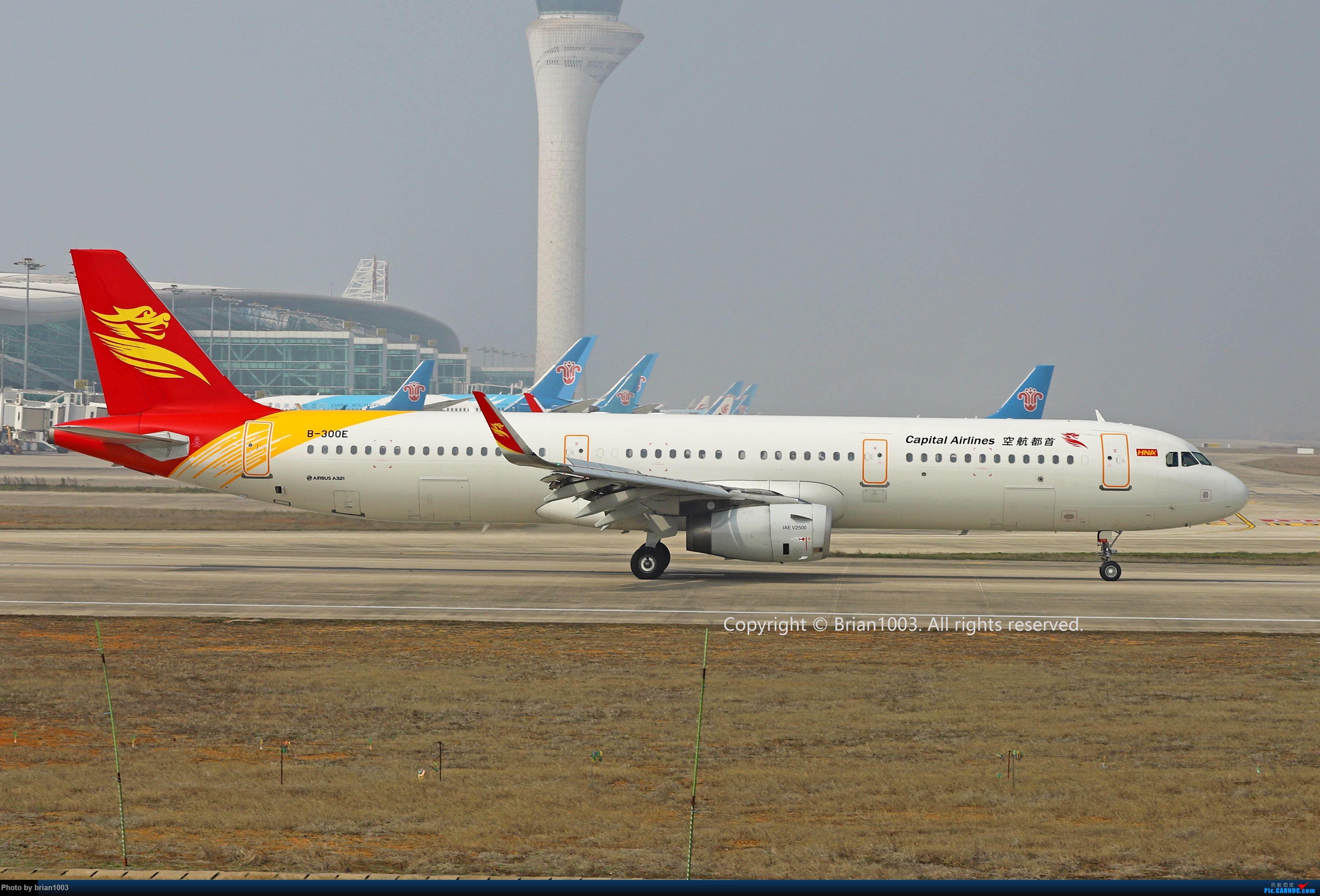 Re:[原创]WUH天河机场2021年拍机之二月 AIRBUS A321-200 B-300E 中国武汉天河国际机场