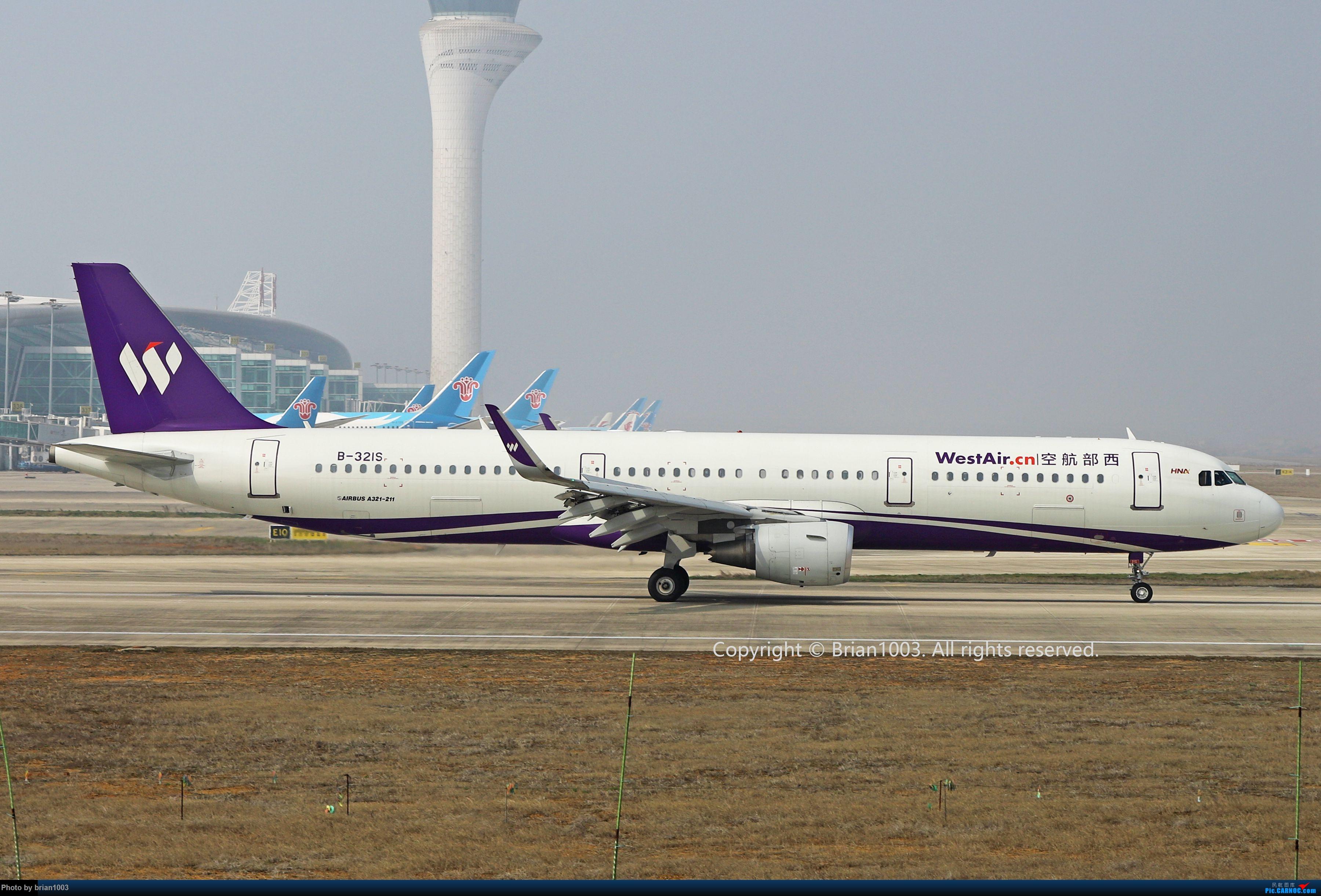 Re:[原创]WUH天河机场2021年拍机之二月 AIRBUS A321-200 B-321S 中国武汉天河国际机场