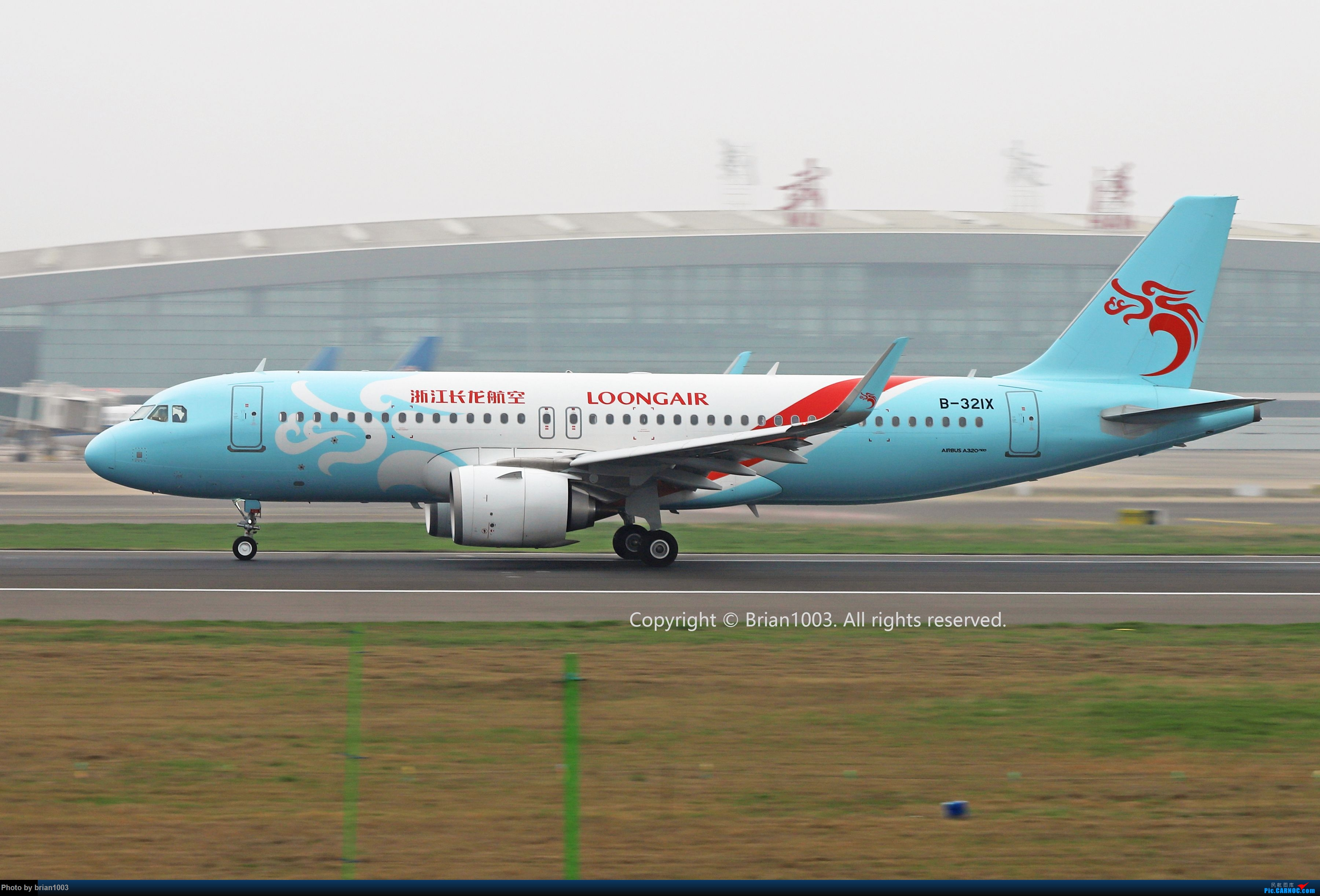 Re:[原创]WUH天河机场2021年拍机之二月 AIRBUS A320NEO B-321X 中国武汉天河国际机场