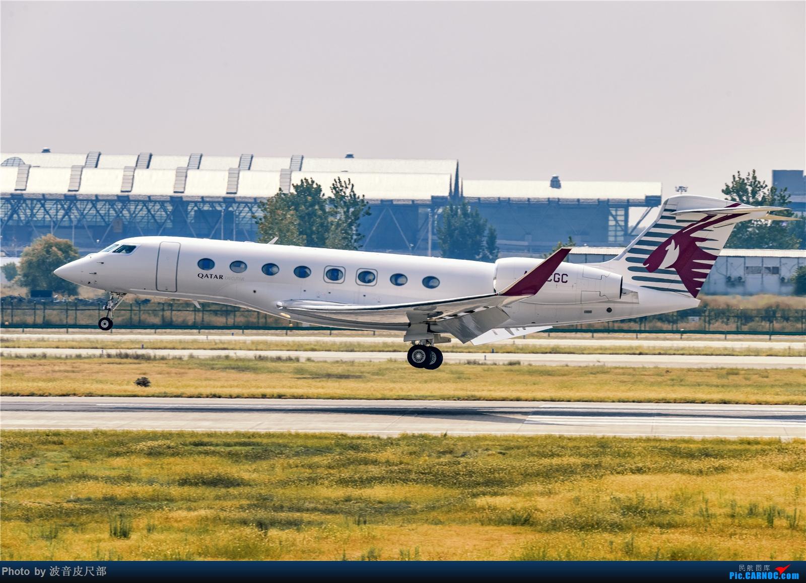 Re:【ZHCC-TJL工作室】来看看郑克雷奇的飞机们 GULFSTREAM G650 A7-CGC 中国郑州新郑国际机场