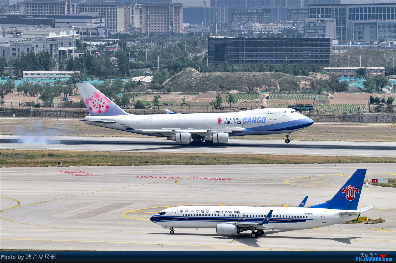 Re:【ZHCC-TJL工作室】来看看郑克雷奇的飞机们 BOEING 747-400 B-18718 中国郑州新郑国际机场