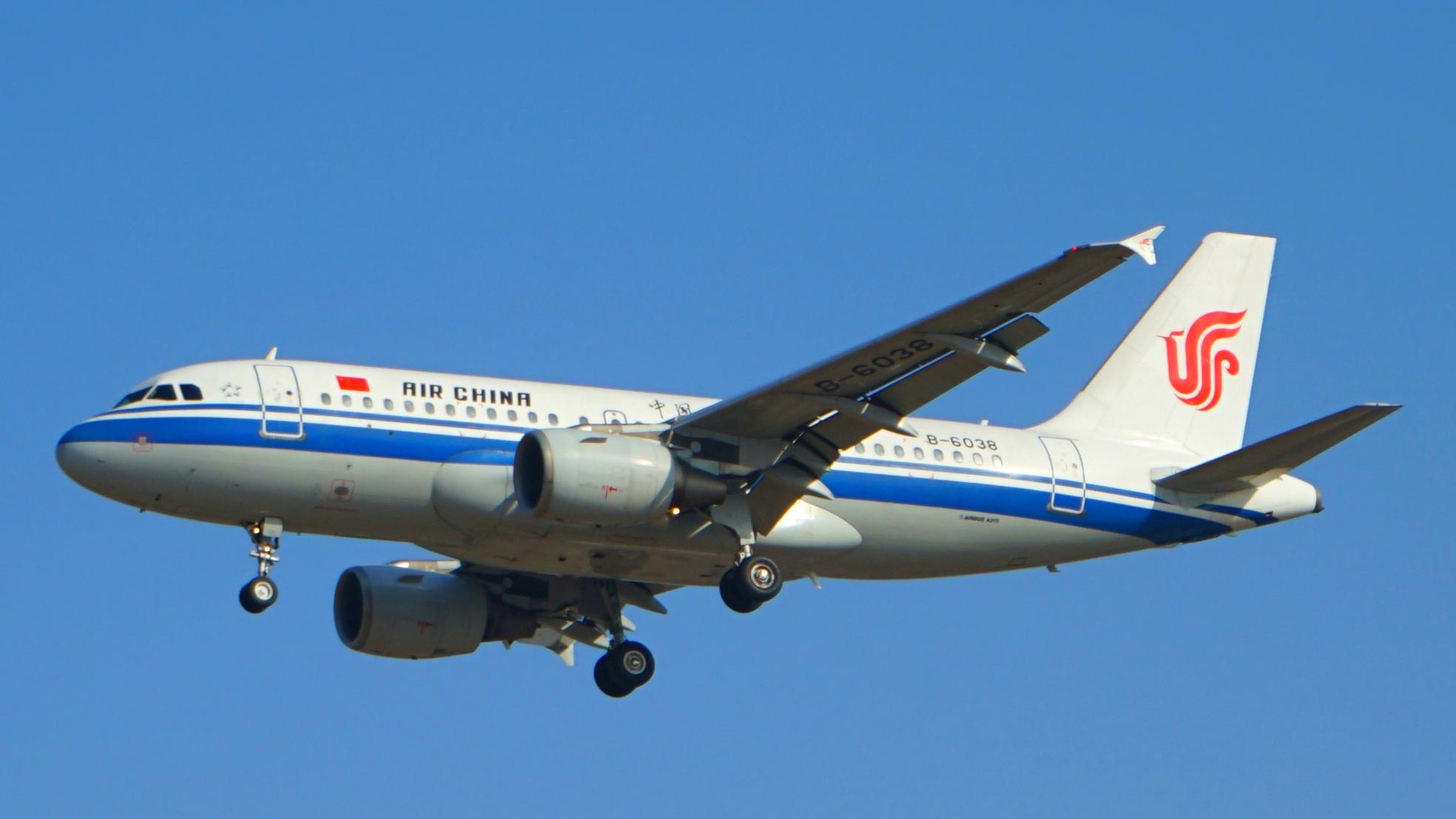 Re:2.20PEK 01拍机 AIRBUS A319-100 B-6038 中国北京首都国际机场