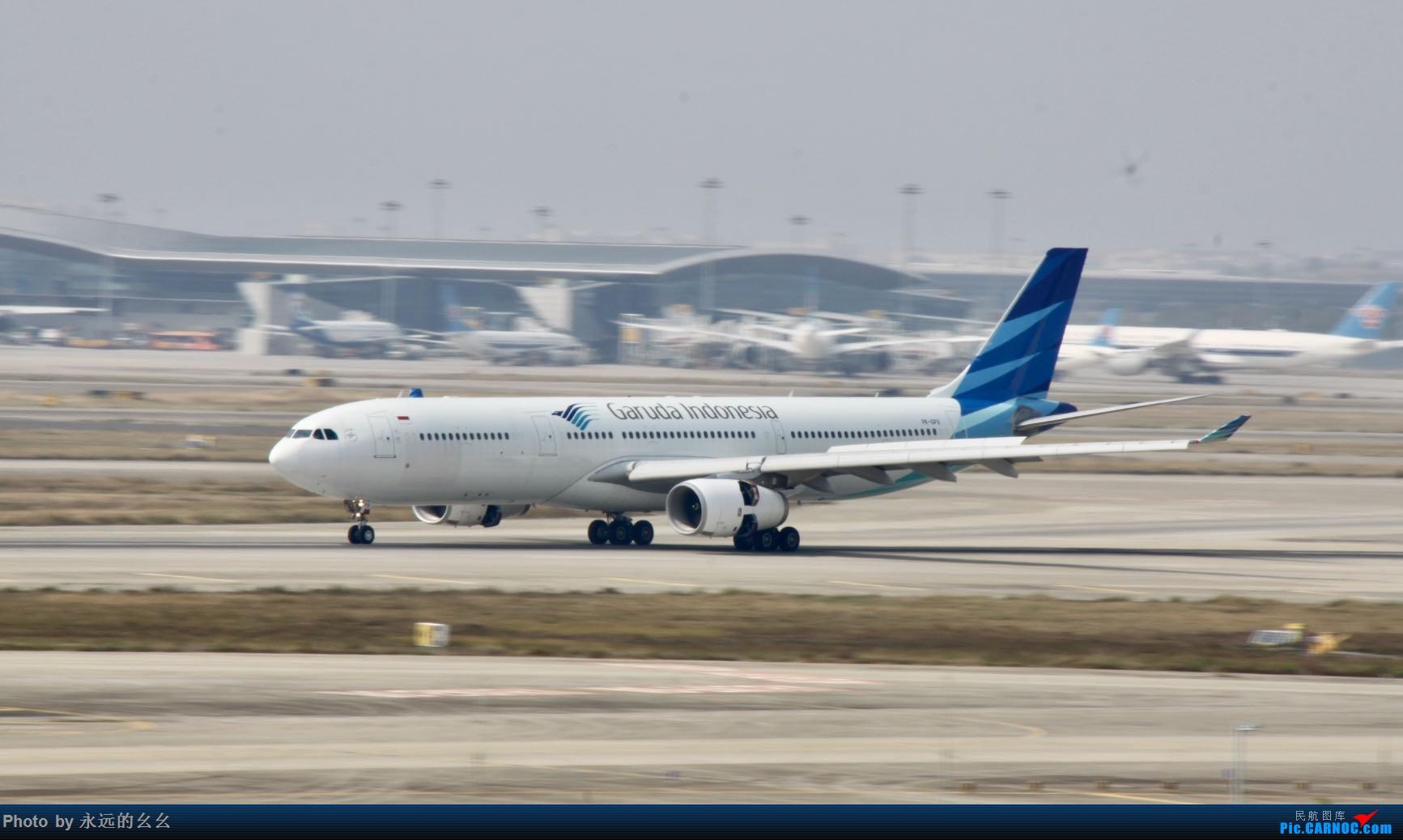 [原创]can日常拍机 A330-300 PK-GPX can东跑