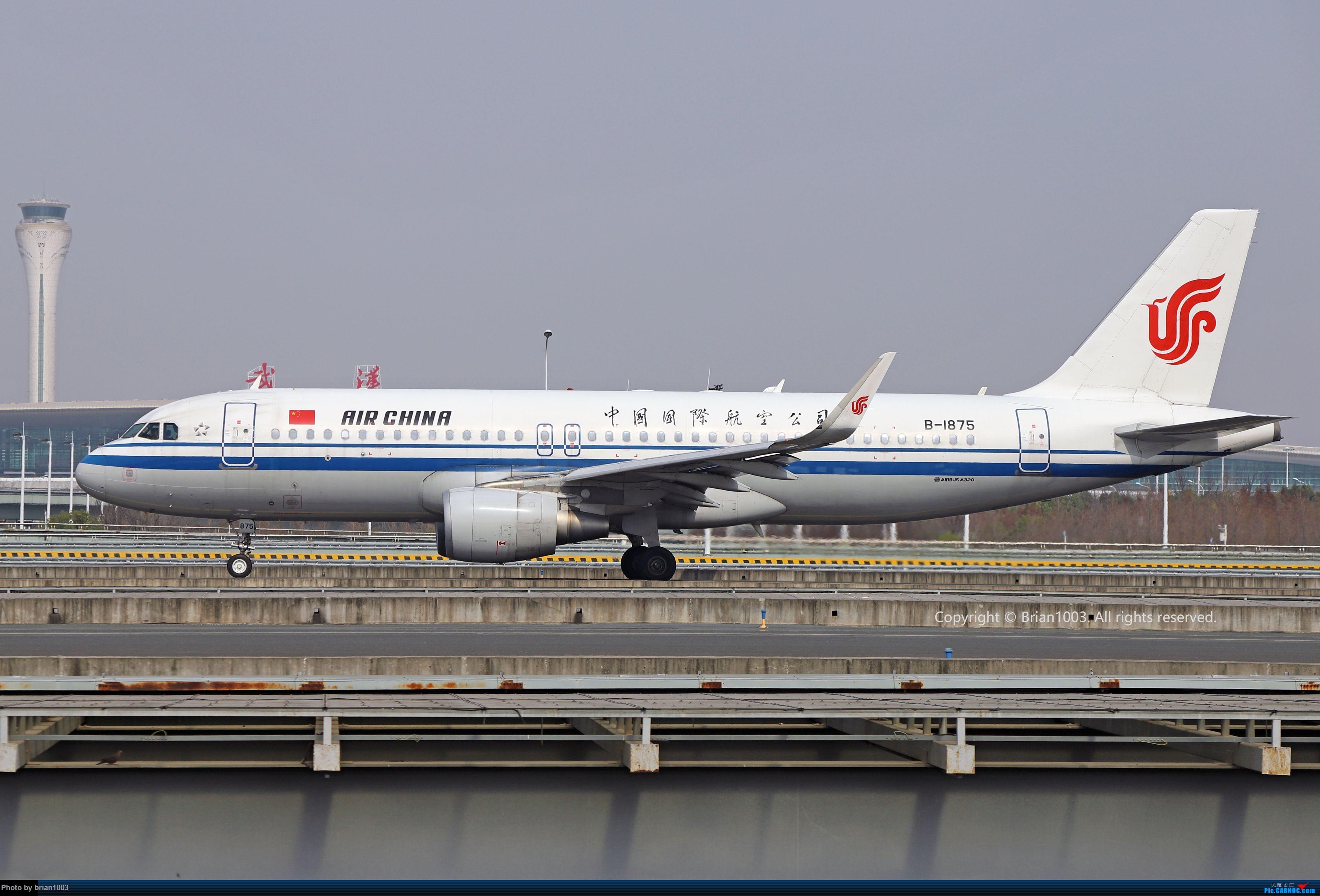 Re:[原创]WUH天河机场2021年拍机之二月 AIRBUS A320-200 B-1875 中国武汉天河国际机场
